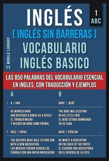 Inglés (Inglés Sin Barreras) Vocabulario Ingles Basico - 1 - ABC PDF