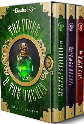 The Viper and the Urchin: Books 1-3 PDF