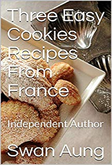Three Easy Cookies Recipes From France PDF