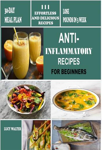 Anti-Inflammatory Recipes for Beginners PDF