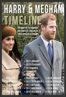 Harry & Meghan Timeline - Prince Harry and Meghan, The Story Of Their Romance PDF