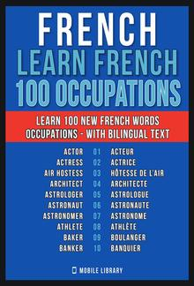 French - Learn French - 100 Words - Occupations PDF