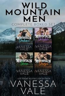 Wild Mountain Men - Complete Boxed Set: Books 1 - 4 PDF