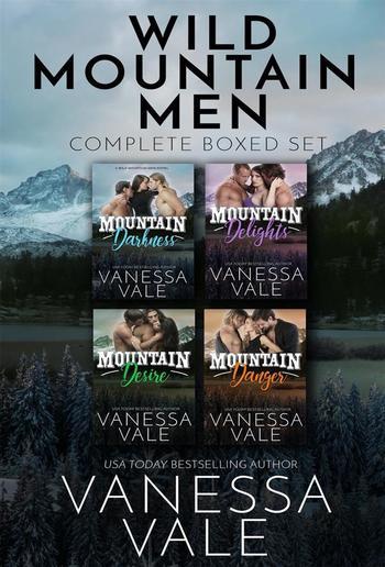 Wild Mountain Men - Complete Boxed Set: Books 1 - 4 PDF