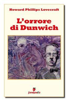 L'orrore di Dunwich PDF