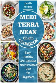 Mediterranean Diet Cookbook PDF