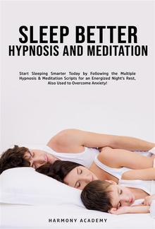 Sleep Better Hypnosis and Meditation PDF