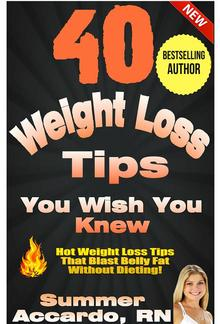 40 Weight Tips You Wish You Knew PDF