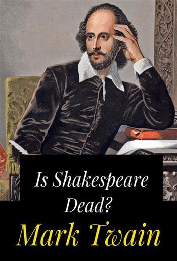 Is Shakespeare Dead? PDF