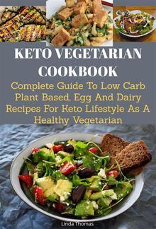 Keto Vegetarian Cookbook PDF
