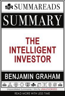 Summary of The Intelligent Investor by Benjamin Graham PDF