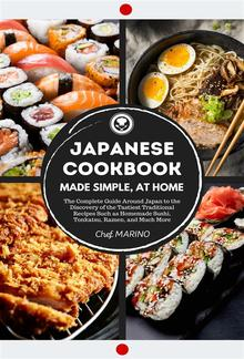 Japanese Cookbook - Made Simple, at Home PDF