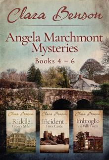 Angela Marchmont Mysteries: Books 4-6 PDF