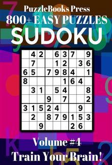 PuzzleBooks Press Sudoku - Volume 4 PDF
