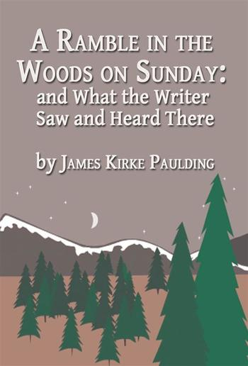A Ramble in the Woods on Sunday PDF