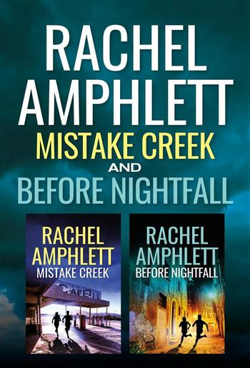 Two FBI Thrillers: Before Nightfall and Mistake Creek PDF