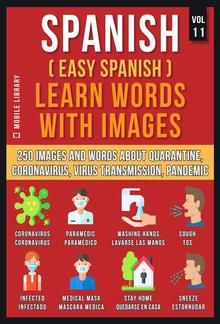 Spanish (Easy Spanish) Learn Words With Images (Vol 11) PDF