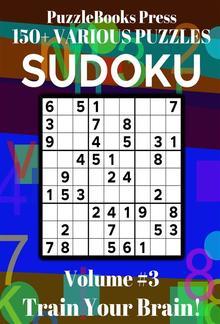 PuzzleBooks Press Sudoku - Volume 3 PDF