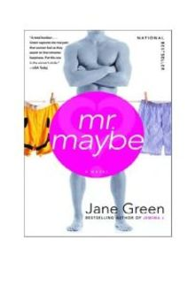 Mr Maybe PDF