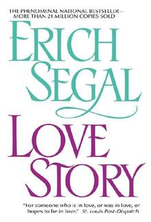 Love Story Novel By Erich Segal Pdf