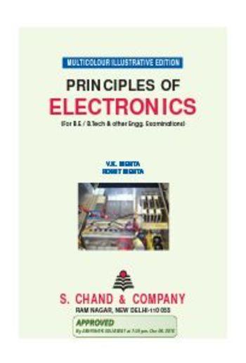Principles of Electronics PDF