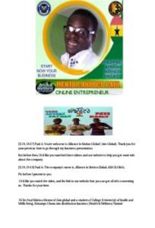 Mentor Paul Miwin@Aim Global PDF