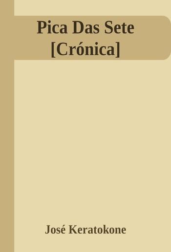 Pica Das Sete [Crónica] PDF