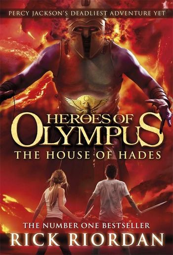 Rick Riordan Heroes Of Olympus House Of Hades Pdf