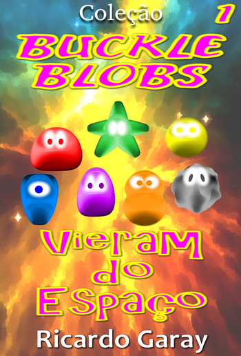Coleção Buckle Blobs - Vieram do Espaço PDF