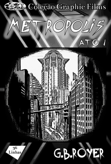 Graphic Novel - Metropolis – Volume 1 PDF