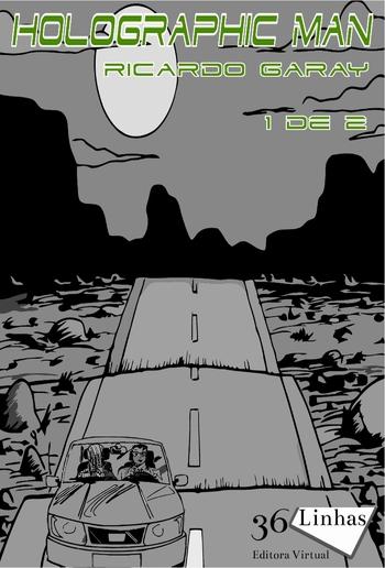 Quadrinhos 36 - Holographicman – Volume 1 PDF