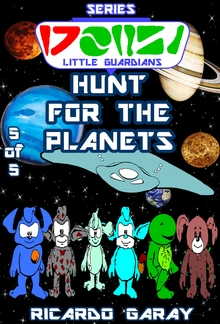 Little Guardians Series - Hunt for the Planets PDF