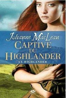 Le Highlander T1 : Captive du Highlander PDF
