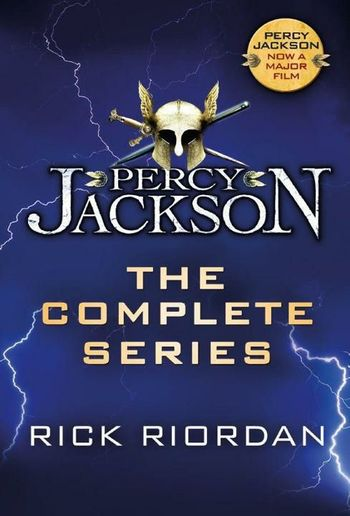 Percy Jackson: The Complete Series PDF