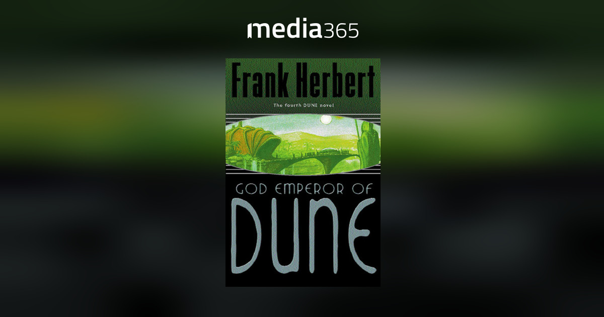 God Emperor Of Dune Pdf