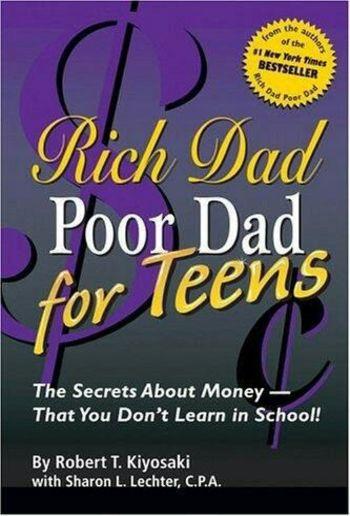 Rich Dad Poor Dad for Teens PDF