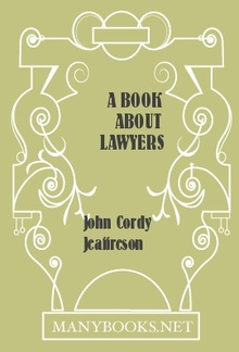 A Book About Lawyers PDF