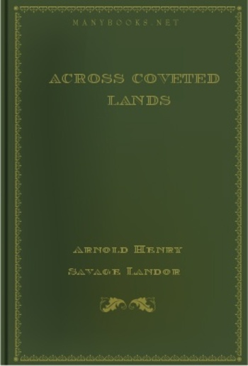 Across Coveted Lands PDF
