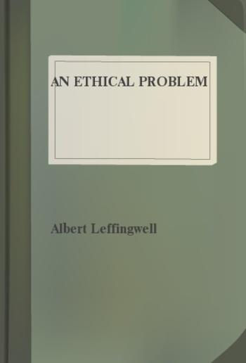 An Ethical Problem PDF