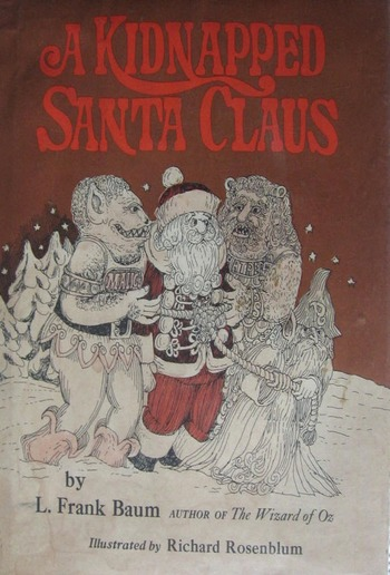 A Kidnapped Santa Claus PDF