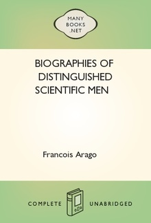 Biographies of Distinguished Scientific Men PDF
