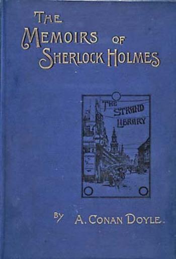 The Memoirs of Sherlock Holmes PDF