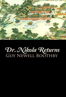 Dr. Nikola Returns PDF