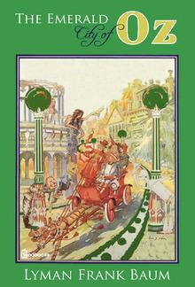 The Emerald City of Oz PDF