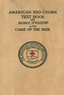 American Red Cross Text-Book on Home Hygiene and Care of the Sick PDF
