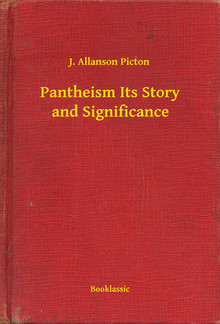 Pantheism Its Story and Significance PDF