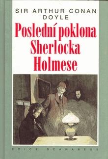 Poslední poklona Sherlocka Holmese PDF