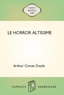 Le Horror Altissime PDF