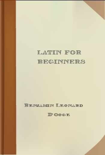 Latin for Beginners PDF