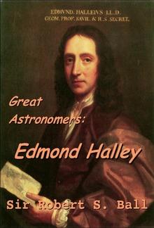 Great Astronomers:  Edmond Halley PDF